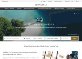 shangri-la.com
