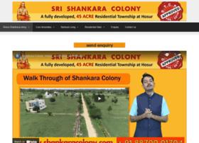 shankaracolony.com