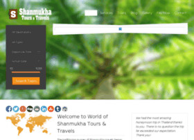 shanmukhatravels.com