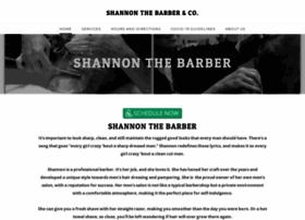 shannonthebarber.com