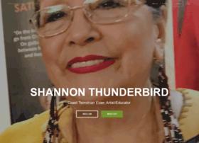 shannonthunderbird.com