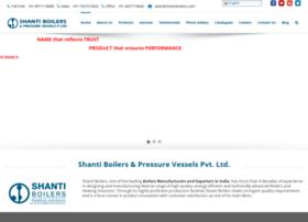 shantiboilers.com