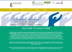 shantihome.net
