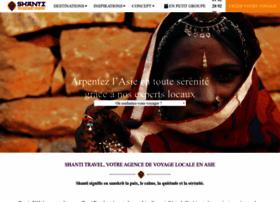 shantitravel.com