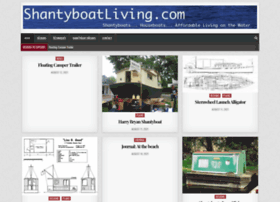 shantyboatliving.com