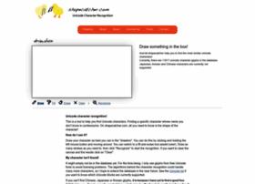 shapecatcher.com