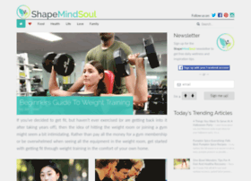 shapemindsoul.com