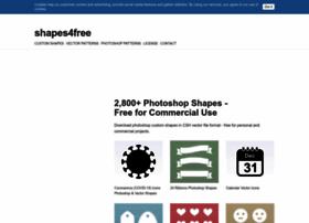 shapes4free.com
