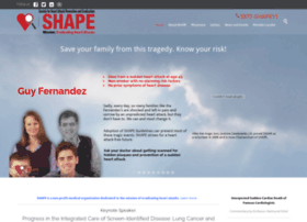 shapesociety.org