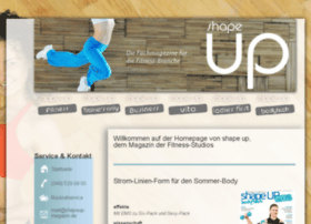 shapeup-magazin.de