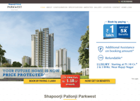 shapoorjiparkwest.com