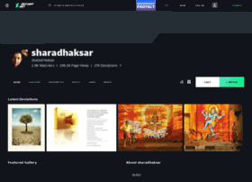 sharadhaksar.deviantart.com