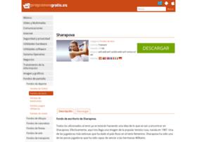 sharapova.programasgratis.es