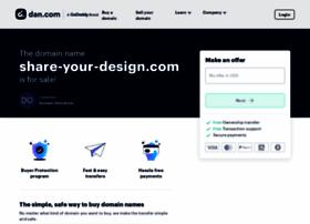 share-your-design.com