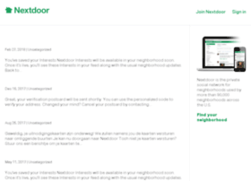 share.nextdoor.com