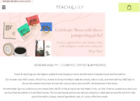 share.peachandlily.com
