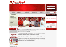 shareblood.in