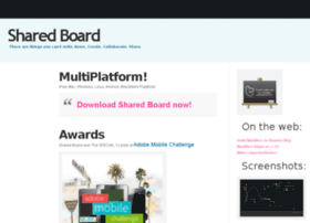 sharedboard.net