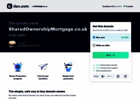 sharedownershipmortgage.co.uk
