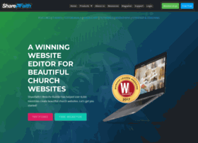 sharefaithwebsites.com