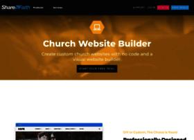 sharefaithwebsites.net