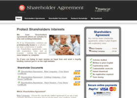 shareholderagreement.co.uk