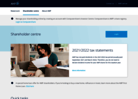 shareholdercentre.amp.com.au
