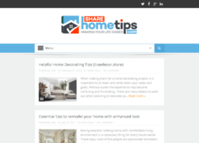 sharehometips.com