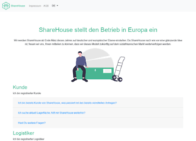 sharehouse.eu