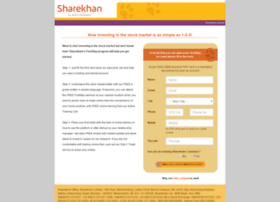 sharekhan-firststep.com