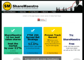 sharemaestro.co.uk
