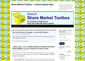 sharemarkettoolbox.wordpress.com