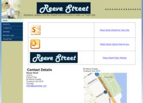 sharepoint.reevestreet.com