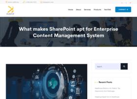 sharepoint.xavor.com