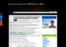 sharepoint2010europeanhosting.hostforlife.eu