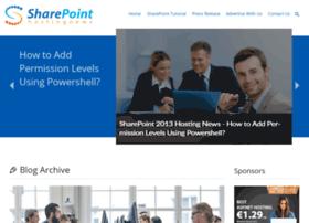 sharepoint2013hostingnews.com