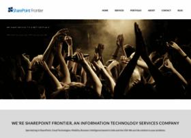 sharepointfrontier.com
