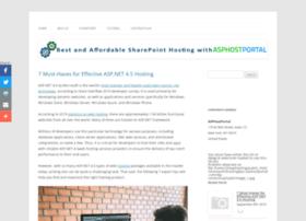 sharepointhostingtips.asphostportal.com