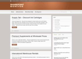 sharepointmonitor.com