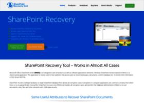sharepointrecoverytool.com