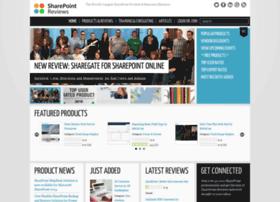 sharepointreviews.com