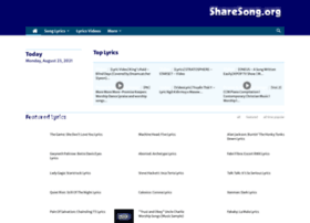 sharesong.org