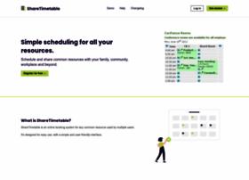 sharetimetable.com
