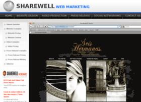 sharewellwebmarketing.com