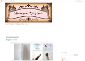 shareyourblogsale.blogspot.in