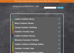 shareyourfashion.net