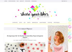 shareyourlikes.wordpress.com