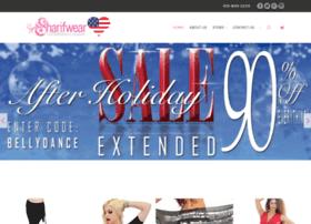 sharifwear.com