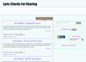 sharingchord.blogspot.com