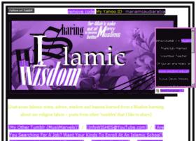 sharingislamicwisdom.tumblr.com